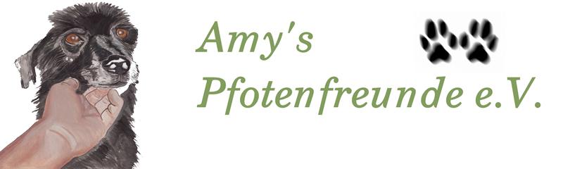 Amy's Pfotenfreunde e.V